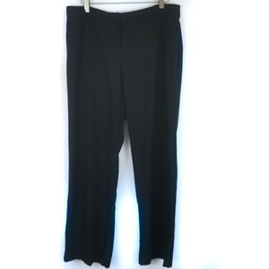 J. JILL 100% Wool Dress Work Trouser Pants 12 P